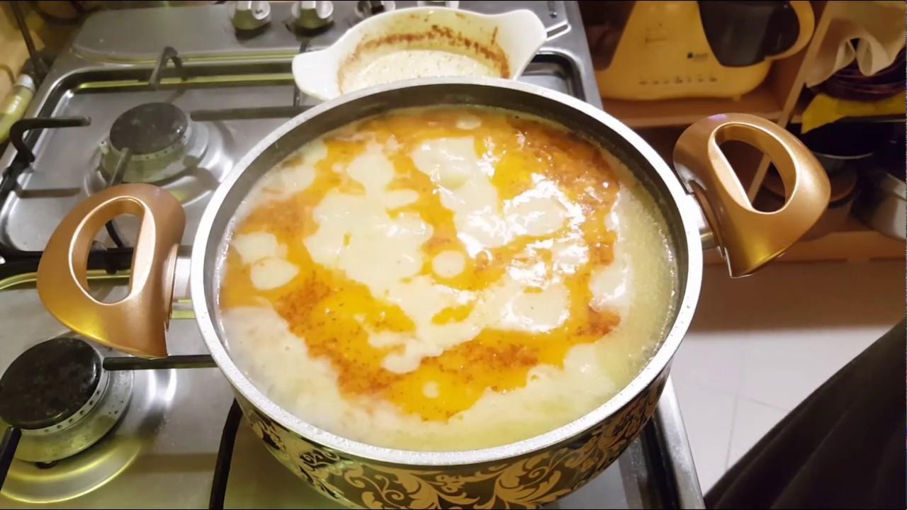 Tavuklu Arpa Şehriye Çorbası