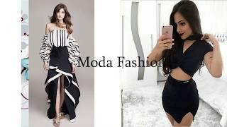 OUTFITS CON VESTIDOS DE FIESTA Tendencias 100 OUTFITS DE fashion Juveniles 2019