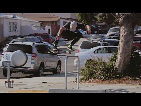 Tyler Bolar, SICKhead Part   TransWorld SKATEboarding