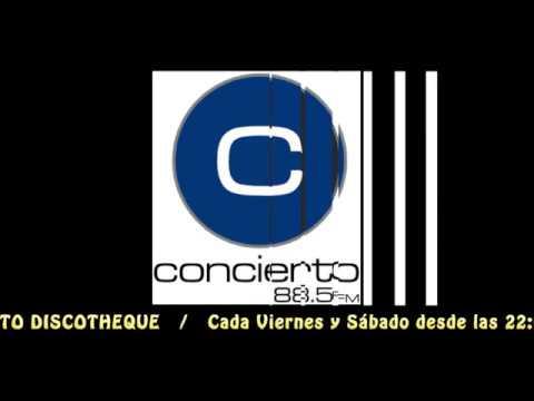 Radio Concierto 88.5 FM Chile - Concierto Discotheque Vol 001