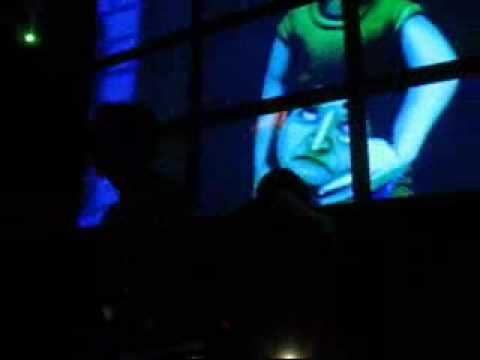 AudioFly @ One Club, Caracas - Venezuela - By Radio4by4.com Part 2