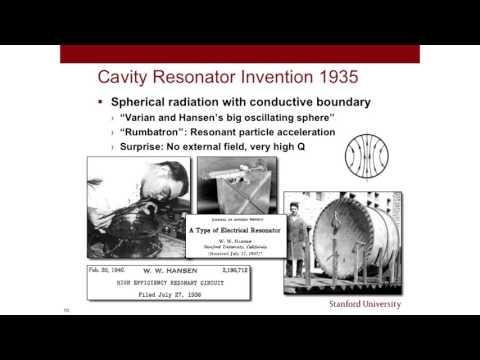 Stanford University and the Bill Hansen Years: David Leeson