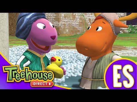 Los Backyardigans: Robin Hood, El Limpio - Ep.56