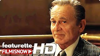 THE IRISHMAN Joe Pesci is Russell Bufalino Featurette (2019)