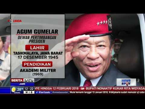 Inilah Profil 4 Pejabat Baru yang Dilantik Jokowi