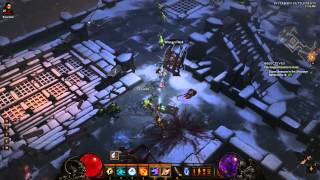 Diablo 3 Wizard Playthrough - Pt 20 - Normal - Belial and Act 3 Begin