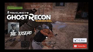 Tom Clancy's Ghost Recon Wildlands ปลดล็อกของ Map