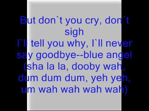Roy Orbison Blue Angel Lyrics