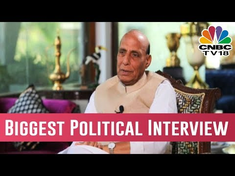 India Wants To See Modi Return To Power : Rajnath Singh Exclusive Interview