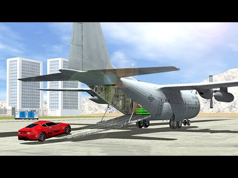 Airplane Pilot Car Transporter (by Vital Games Production) Android Gameplay [HD]