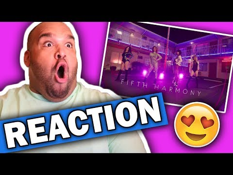 Fifth Harmony - Down ft. Gucci Mane (Music Video) REACTION
