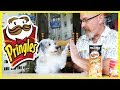 Pringles Tangy Buffalo Wing Review with Help from Sam