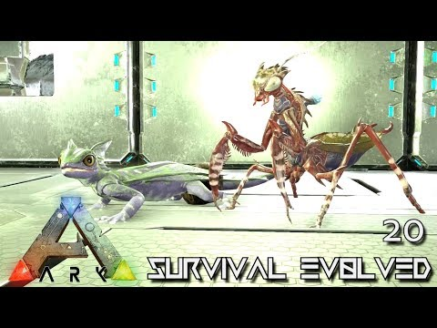 ARK: ABERRATION MODDED - ABERRANT MANTIS BABY BREEDING !!! E20 ( GAMEPLAY ARK: SURVIVAL EVOLVED )