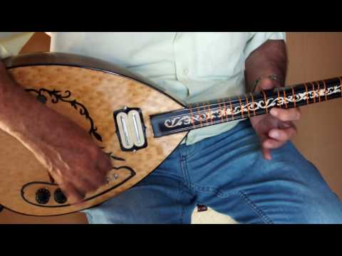 MAHR :: ARAB STRING INSTRUMENT ELECTRIC BUZUQ BOUZOUK BOZUK NEW !!!!!!!!!!!!!!!