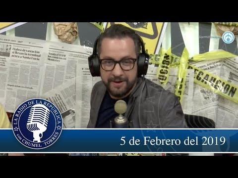 Atentan contra el Mijis. - La Radio de la República