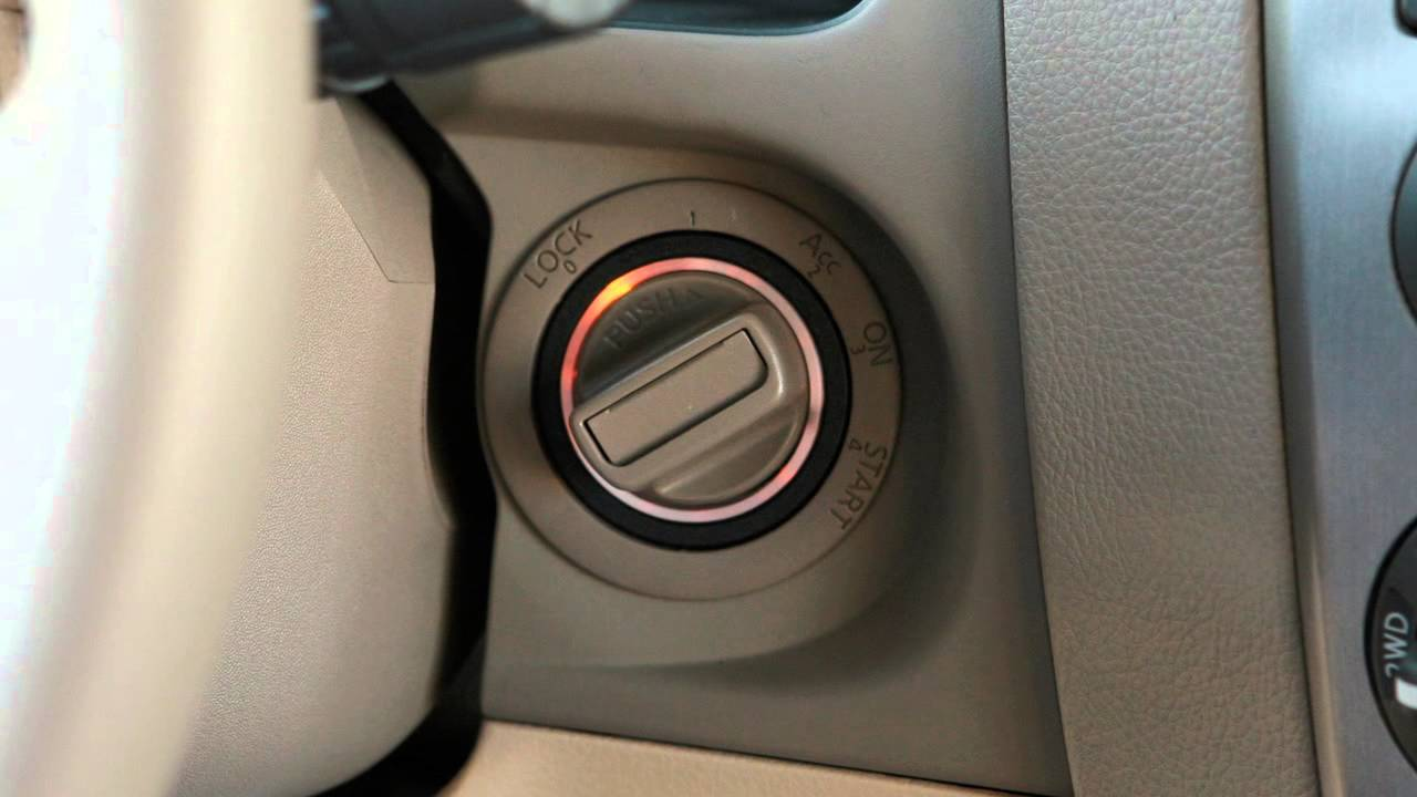 2013 Nissan Armada Nissan Intelligent Key Youtube
