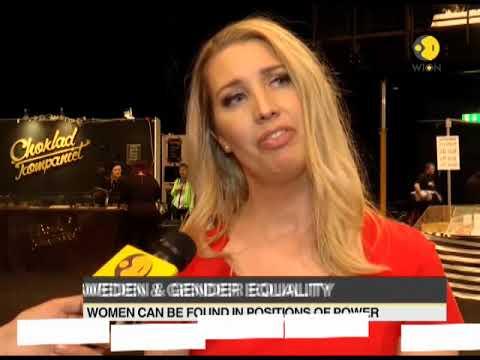 Sweden and Gender Equality: Swedish parliament excels in gender ratio