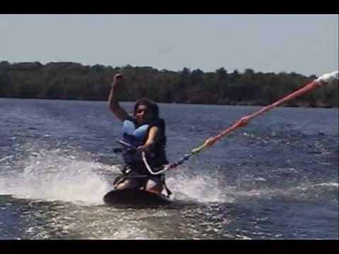 kneeboarding 360 youtube