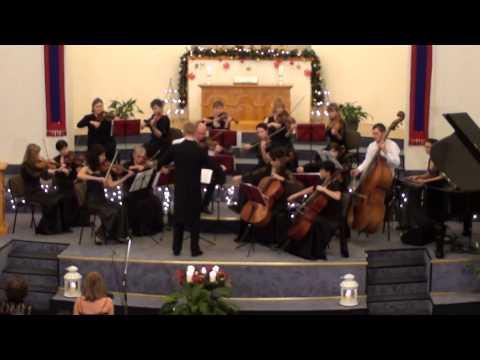 Тартини, Джузеппе - Концерт для скрипки с оркестром фа мажор
