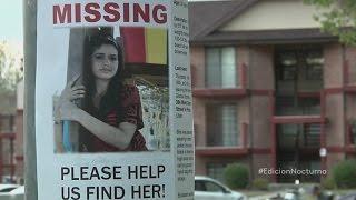 Intensa búsqueda de joven hispana en Utah