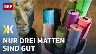 Test: Giftstoffe in Yogamatten | 2020 | SRF Kassensturz