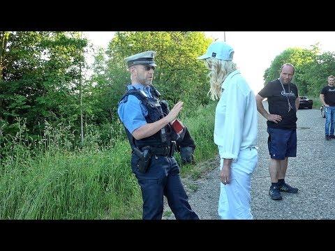 German Police Prank!
