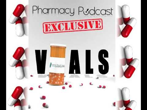 VIALS Pharmacy Sitcom - Pharmacy Podcast Episode 473