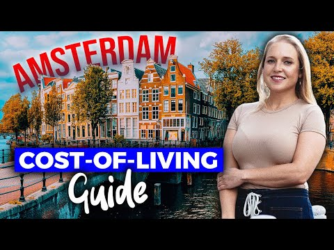 Amsterdam for Digital Nomads - Digital Nomad Travel Destinations
