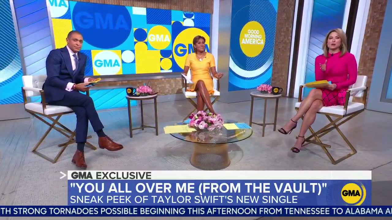 Taylor Swift surprise releases second 'From the Vault' song, 'Mr ...