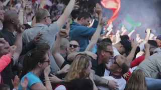 Feyenoord - Heracles | Reactie supporters na 3-0