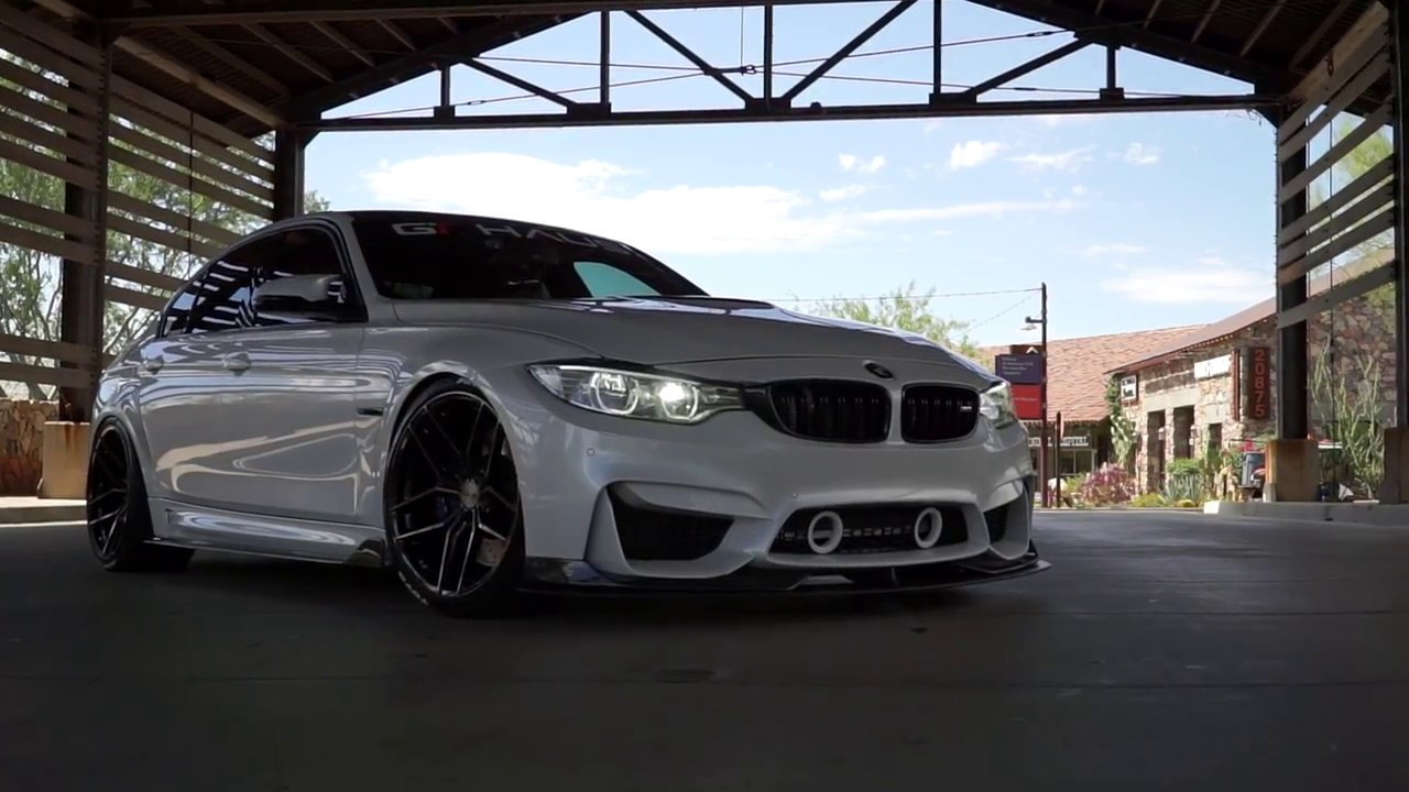 Built M3 Gthaust Stance Wheels Lowered M3 Caredit Youtube