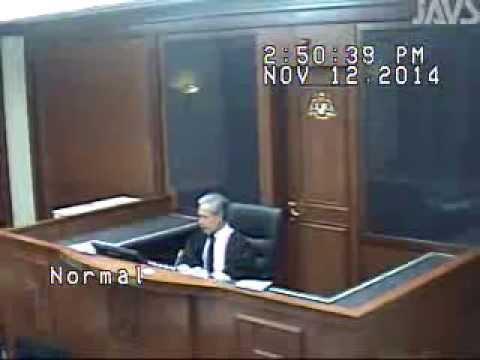 Cross-Examination of Plaintiff's Witnesses, Syarifah's Case.