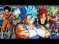 CUSTOM 7-MAN ALL FUSION TEAM! Dragon Ball Heroes World Mission Gameplay - Will It Heroes?