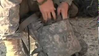 Final United States soldiers return to Kuwait from Iraq.mp4