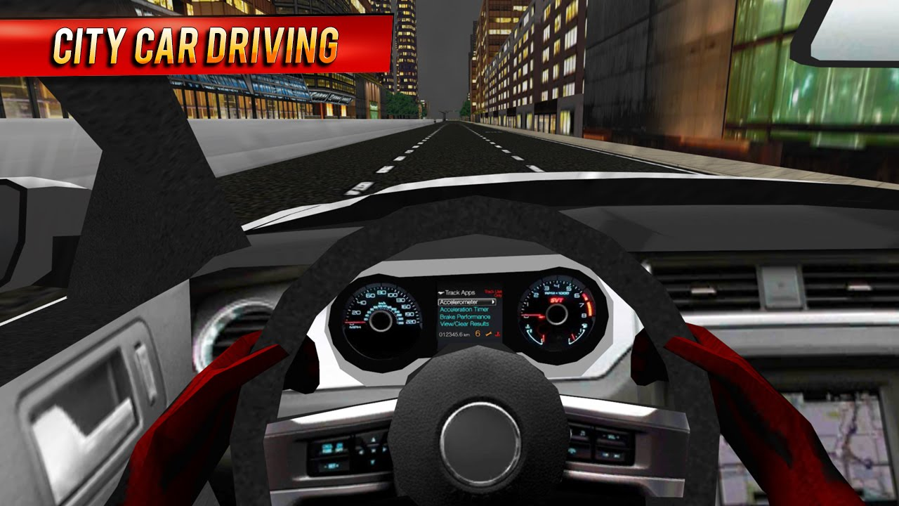 Car Driving 3d Youtube