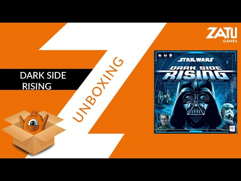 Dark Side Rising Unboxing