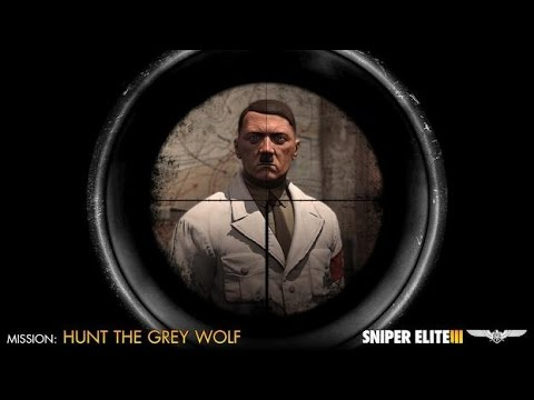 Sniper Elite 3 - Killcam Hitler Montage - Bullet Ricochet Into Nut / Testicle (HD) |