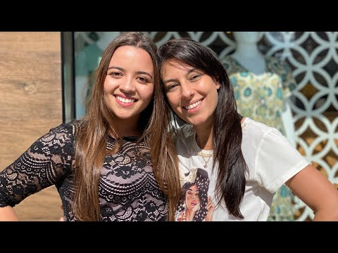 Encontro maravilhoso de Ester Delgado é Nanda sakemi -ponto celeste