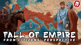 Did the Romans Kฑow the Empire Was Falling?