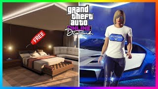 GTA 5 Online The Diamond Casino & Resort DLC Update - HUGE INFO! FREE Master Penthouse News & MORE!