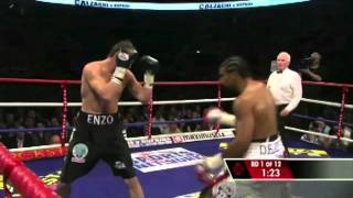 vuclip David Haye vs Enzo Maccarinelli (WBC,WBA,WBO & Ring Magazine World Cruiserweight Championships)