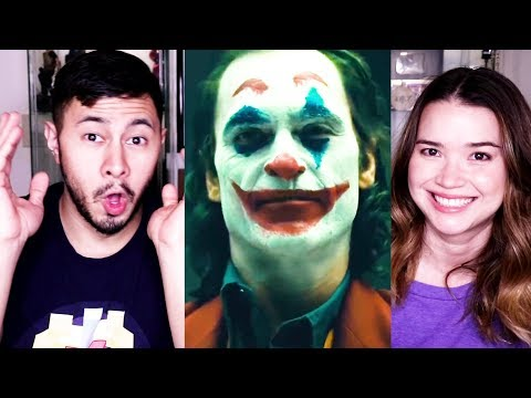 JOKER | Joaquin Phoenix | Camera Test | Reaction!