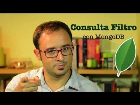 Consultas MongoDB Con Filtro