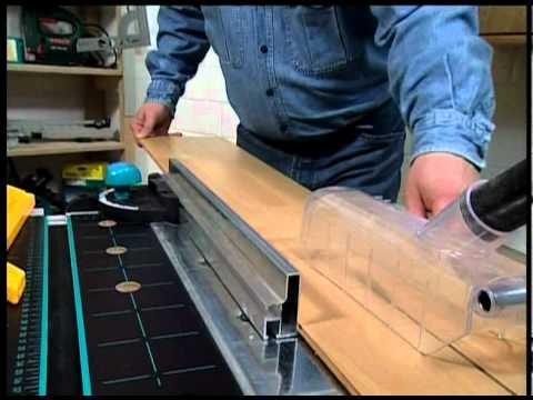 landsmann wolfcraft master cut 1000 6165000 youtube. Black Bedroom Furniture Sets. Home Design Ideas