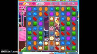 Candy Crush Level 1489 help w/audio tips, hints, tricks