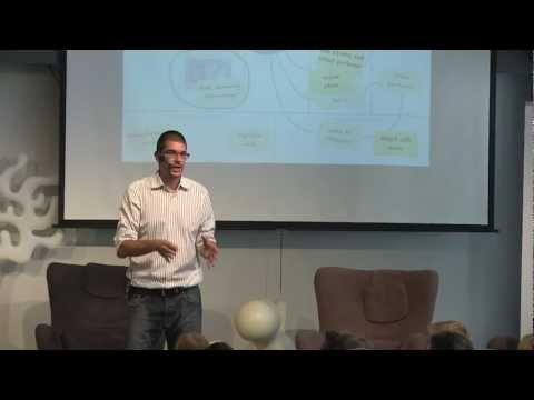 Alex Osterwalder - From Business Plan To Business Model