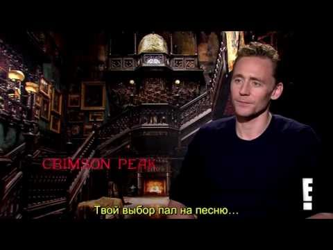 Jessica Chastain and Tom Hiddleston Reveal Karaoke Faves    E! Online RUS