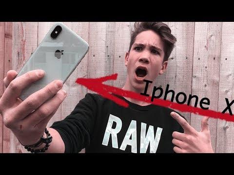 MEIN IPHONE 10?! (Mit Oskar, Hey Moritz und David) | Ben