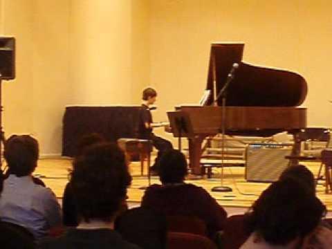 2009 Advance Music Student Recital