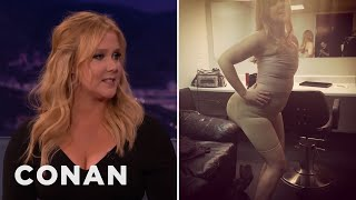 Amy Schumer Declares 2015 Is The Year Of The Ass - CONAN on TBS